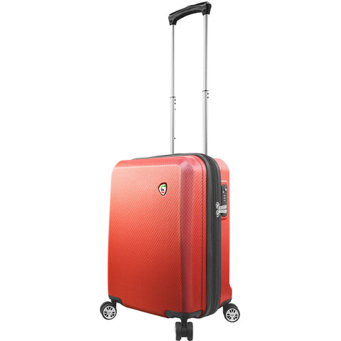 Mia Toro Fibre di Carbonio Scatola Hardside Spinner Carry On - Luggage Factory