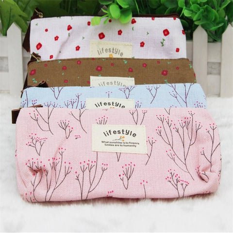 Beautician Vanity Necessaire Beauty Women Travel Toiletry Kit Make Up Makeup Case Cosmetic Bag