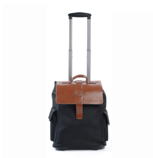 Fashion Multifunctional Double-Shoulder Back Waterproof Trolley Bag Travel Luggage 20