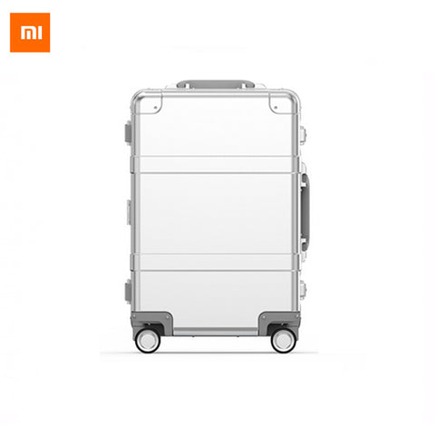 Xiaomi 90 20 Inch Points Intelligent Bluetooth Metal Spinner Wheel Luggage Travel Suitcase