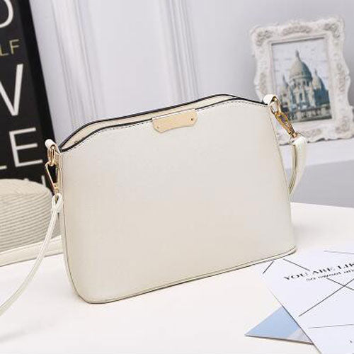 Reprcla New Candy Color Women Messenger Bags Casual Shell Shoulder Crossbody Bags Fashion