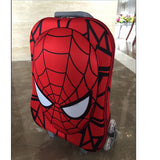 16 Inches Cartoon 3D Extrusion Eva Luggage Kids Climb Stairs Luggage Suitcase Travel Cartoon