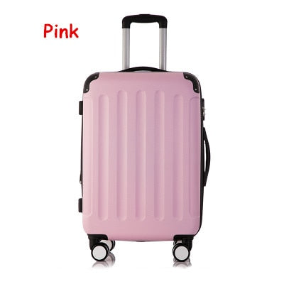 Universal Wheels Trolley Luggage Password Box Luggage Trolley Female 20 Travel Bag Luggage,Girl