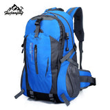 Brand 40L Outdoor Mountaineering Bag Hiking Camping Waterproof Nylon Travel Luggage