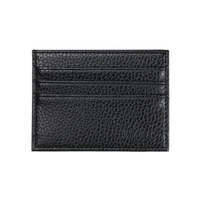 Jinbaolai Card Holder Mens Luxury Retro Men Leather Business Clutch Billfold Wallet Credit Id