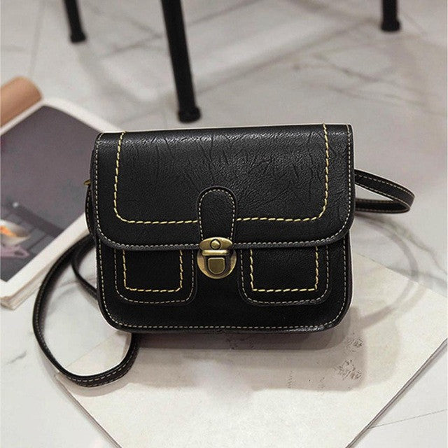 Fashion Small Bag Women Messenger Bags Soft Pu Leather Handbags Crossbody Bag For Women Clutches