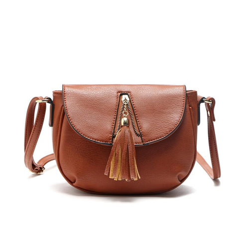 2016 Fashion Women Bag Ladies Leather Satchel Shoulder Bag Women Crossbody Messenger Bags Bolsa