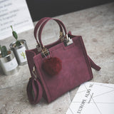 Hot Sale Handbag Women Casual Tote Bag Female Large Shoulder Messenger Bags High Quality Pu Leather