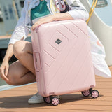 20,24,28 Inch Rolling Luggage Travel Suitcase Boarding Case Luggage Case Women Tourism Carry On Bag