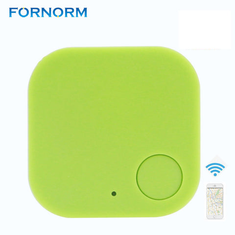 Fornorm  Wireless Bluetooth Tracker Alam Smart Tag Antilost Device Light Weight Item Finder For