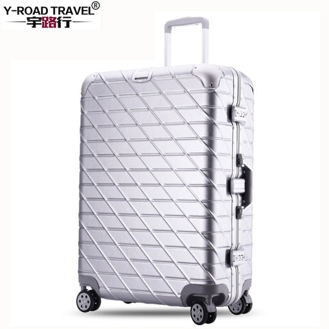 Fashion 20 24 26 29''Large Capacity Travel Suitcases, Men Business Travelling Luggage, Women