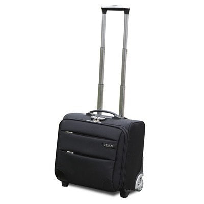 Small Mini Travel Trolley Luggage Drag Boxes Commercial 16 Inches Luggage,Black/Red,Purple,Blue