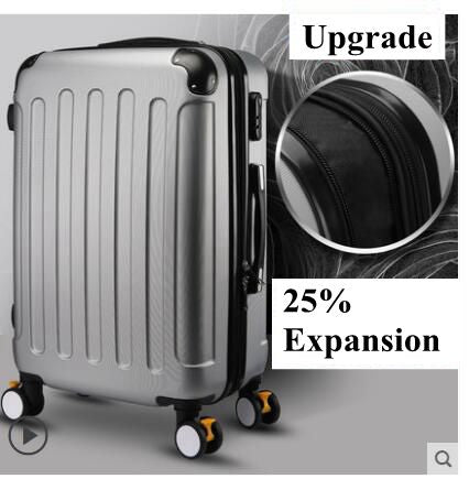 Brand 20 Inch 22 24 Inch Rolling Luggage Suitcase Boarding Case Travel Luggage Case Spinner Cases