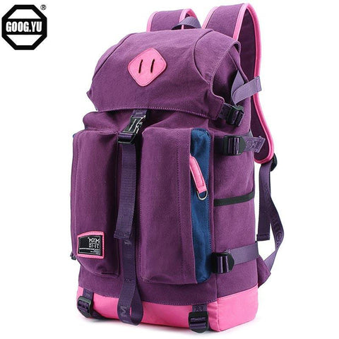 Japan And Korean Style Fashion Large Capacity Practical Travel Backpack Women Men Designer