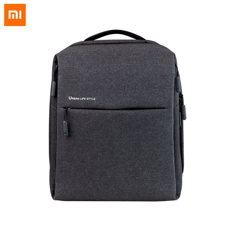Original Xiaomi Mi Backpack Urban Life Style Shoulders Ol Bag Rucksack Daypack School Student Bag