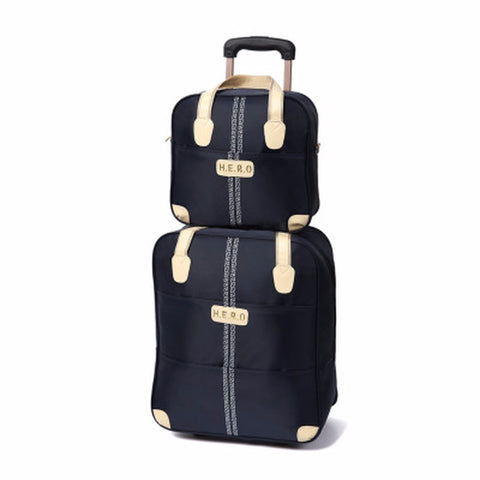 Men'S Business Trolley Travel Luggage Bags Unisex Waterproof Trolley Cases Travel Boarding Bag