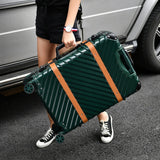 20,24,26,29 Inch Rolling Luggage Travel Suitcase Boarding Case Luggage Women Tourism Carry On