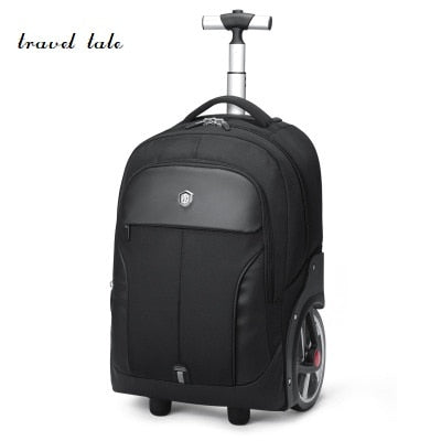 Business Pull Rod Bags Large Capacity Wheel Bags Super Light Waterproof Custom Travel Luggage