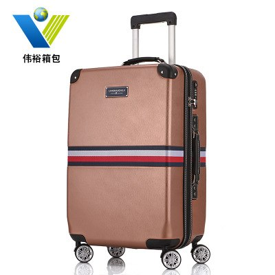 Travel Tale Pc 18/24/26 Inches The New Fashion Han Edition Rolling Luggage Spinner Brand Travel