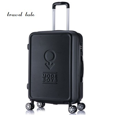 Fashion Restoring Ancient Ways Abs 20/24/22/28 Inch Rolling Luggage Spinner Brand Travel Suitcase