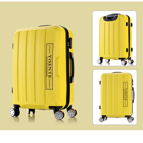 Universal Wheels Luggage Travel Bag Picture14 20 24 28 Password Box Large Capacity Trolley