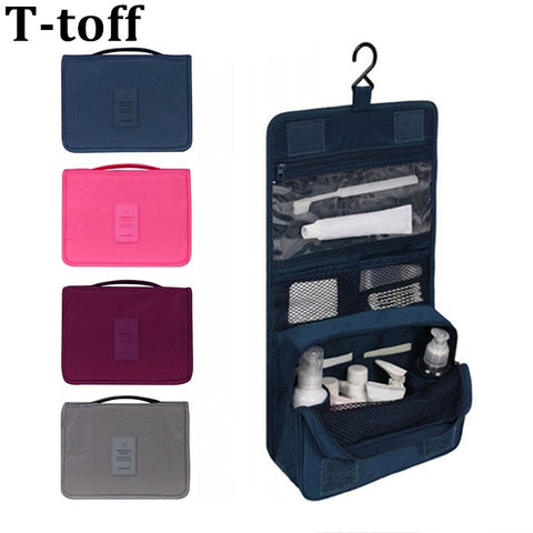 Travel Set High Quality Waterproof Portable Man Toiletry Bag Women Cosmetic Organizer Pouch Hanging