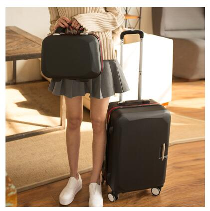 "Women Rolling Luggage Suitcase Woman 20""24""26"" Inch Travel Luggage Trolley Suitcase Travel Baggage"