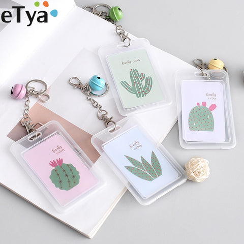Etya Bank Credit Card Holder Card Cover Hot Sale Women Men Fashion Card Bags Good Quality Cute