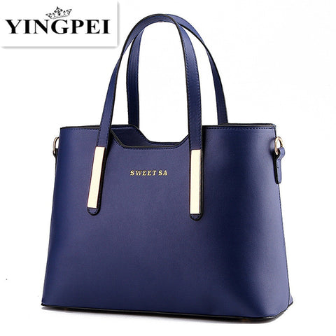 Women Messenger Bags Casual Tote Feminine Top-Handle Luxury Handbags Women Bags Designer High