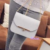 Free Shipping, 2018 New Women Handbags, Fashion Korean Version Shoulder Bag, Chain Messenger Bag,