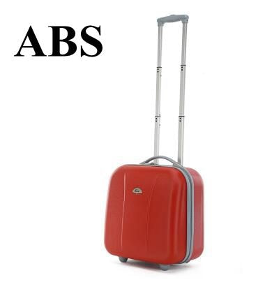 17 Inch Women Cabin Luggage Bag On Wheels Wheeled Bag Rolling Trolley Bags Business Travel Bag
