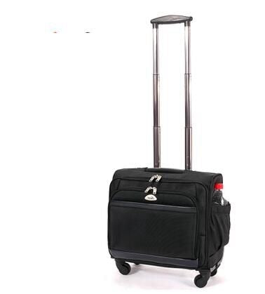 Men Business Travel Luggage Bag On Wheels Trolley Bag Man Wheeled Bag Men Travel Luggage Suitcase