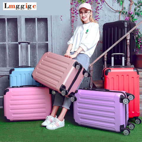 Luggage Bag, Suitcase With Brake Wheel,Travel Box With Rolling,Trolley Case,360 Degree Spinner