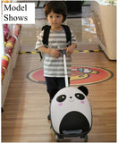 Cartoon Suitcase For Kid Children Travel Trolley Suitcase For Boys Wheeled Suitcase For Girls