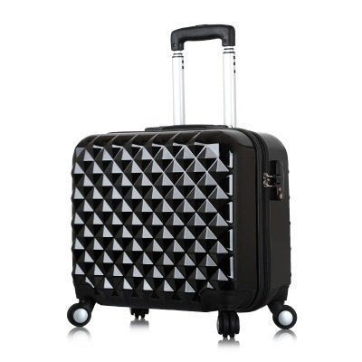 Carrylove Business Luggage Series 17 Inch Size Boarding Fashion Abs Rolling Luggage Spinner Brand