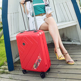 Travel Tale Portable And Contracted Pp 20/24/28 Inches Rolling Luggage Spinner Brand Travel