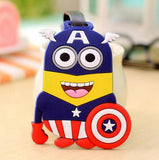 Travel Accessories Star Wars Luggage Tags Animal Cartoon Silica Gel Suitcase Id Addres Holder