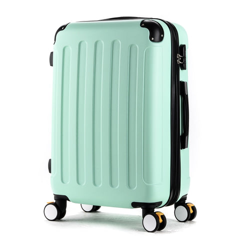 20 22 24 26 28Inches(Sold Seperately) Abs Brake Universal Wheels Trolley Luggage ,Hardside Case