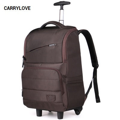 Carrylove Business Convenient Travel Bag 18 Size Boarding High Quality Nylon Luggage Spinner