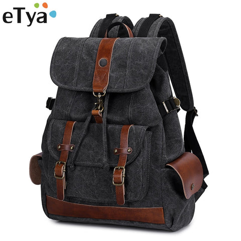 Etya Brand Travel Men'S Backpack Male Luggage Shoulder Bag Computer Backpacks Men Large Capacity