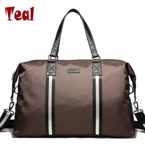 2018 New Fashion Men Travel Bags For Men Oxford Business Bags Luggage Bag High-Quality Large