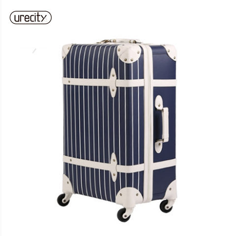 Fashion Luggage Inches Girl Trolley Case Pp Students Lovely Travel Waterproof Luggage Rolling