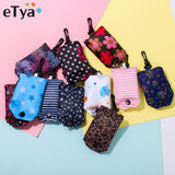 Etya New Foldable Portable Shopping Bag Reusable Tote Pouch Recycle Storage Handbags Women