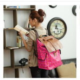 Travel Trolley Backpack Bag Boarding Luggage Bags Rolling Bag With Wheels For Women Travel Duffel