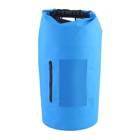 30L Portable Dry Bag Waterproof Roll Top Duffel Bag With Grab Handle Universal Dry Gear Bag Durable