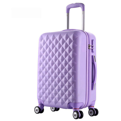 "20""24""28""Inch High Quality Trolley Suitcase Luggage Traveller Case Box Pull Rod Trunk Rolling"