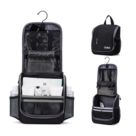 Bagsmart Hanging Travel Toiletry Bag - Makeup Organizer