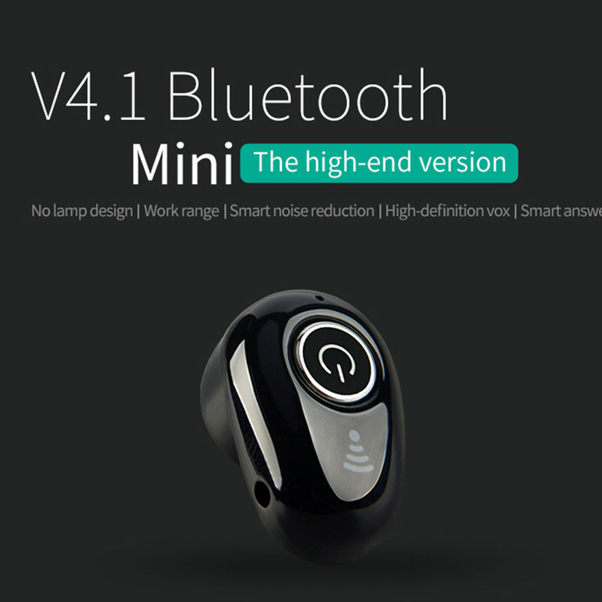 Mini Wireless Bluetooth Stereo Headphones Headset Earphone For Iphone Samsung Us