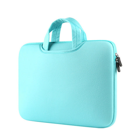 Laptop Case Handbags Universal For 15/15.4Inch Computer Travel Carrying Pouch Dustproof With Zipper Tablet Briefcase