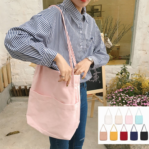Raged Sheep Women Shopping Bag Ladies One Shoulder Bag Totes Eco Shopping Bag Daily Use Foldable